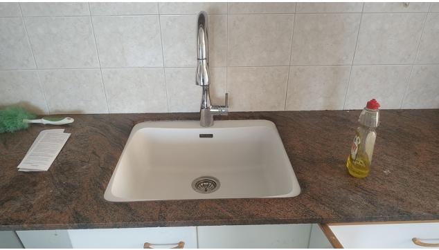 כיור בודד-אגן כיורים-סבון כלים
